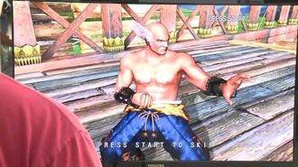SoulCalibur II HD Online Heihachi Gameplay - TGS 2013-0