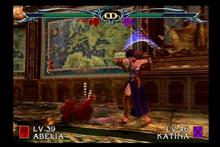 Katina fight