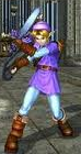 Soul Calibur Link 4