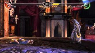 Not2NerdyEnt SoulCalibur. V. Vs Battle