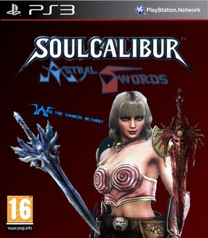 Soulcalibur Astral Swords PS3