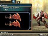 Blades of Chaos: Titan
