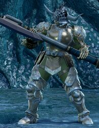 Talos Soul Calibur VI