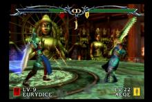 Eurydice fight
