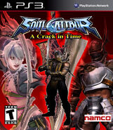 SOULCALIBUR- A Crack in Time (PS3)