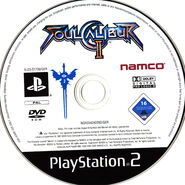 Soulcalibur ii cd