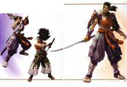 The Art Of SoulCalibur II - 04