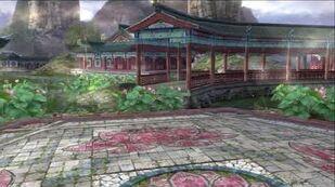 Soulcalibur III - Lotus Garden