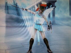 Eliana Warrior