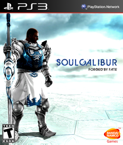 FanGame - Soulcalibur - Forged by Fate (PS3)