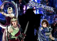 Soulcalibur Astral Swords ADD Poster 4