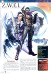 Soul Calibur New Legends Of Project Soul 024