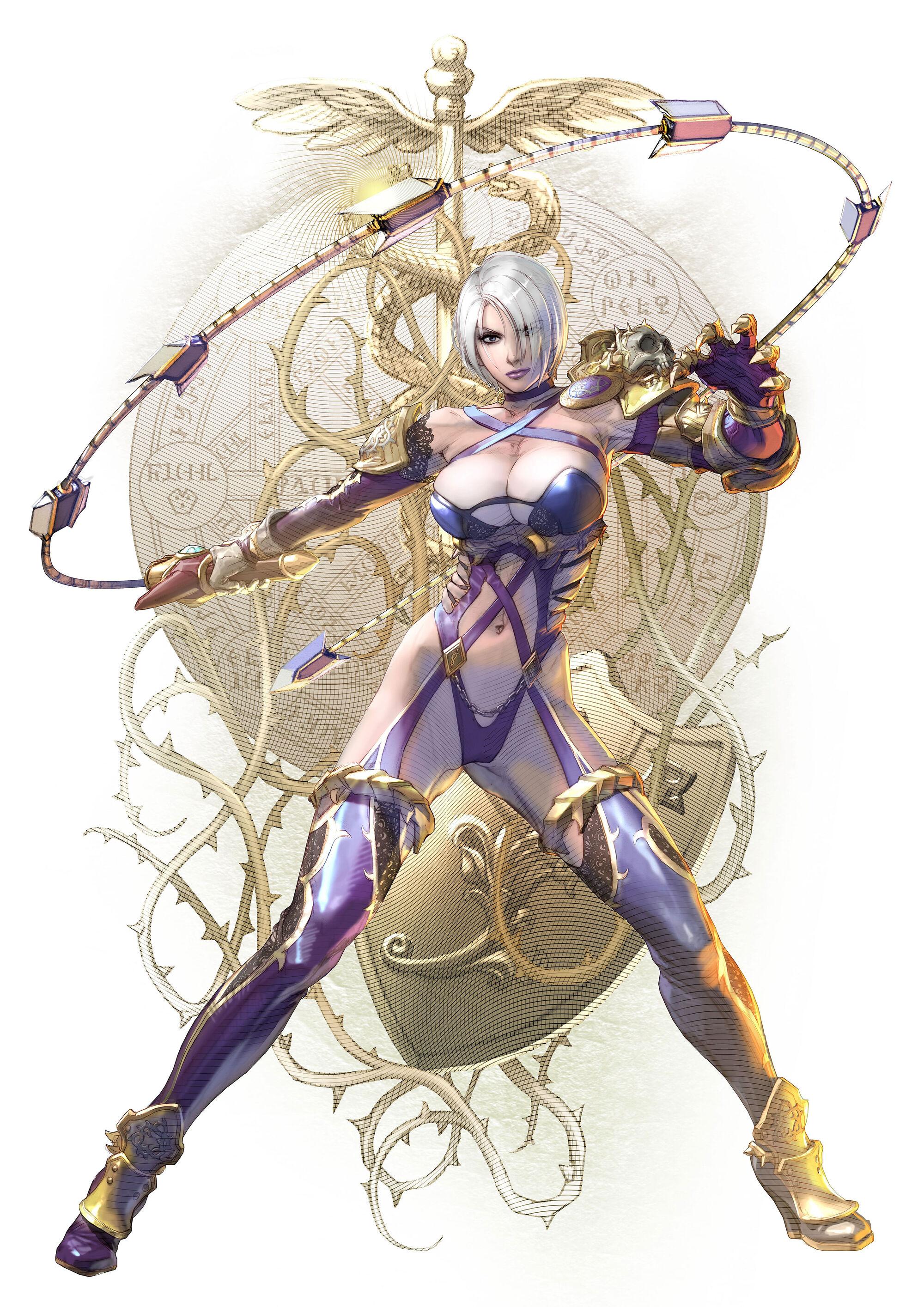 Ivy/New Timeline | Soulcalibur Wiki | FANDOM powered by Wikia