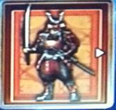 SCIII Samurai Card