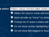 Guide:How to edit in Source Mode