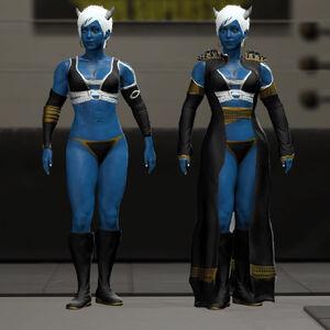 Lexa WWE2K16 03