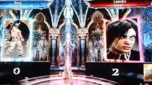 Soul Calibur V Rock vs Leandra-0