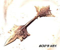 Cartel wiki-Gods Key