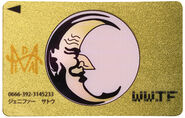 Jenny card