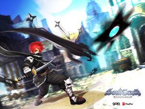 Soul Crash Anime Hanzo