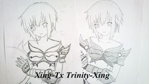 Allie by Xing-Tx Trinity-Xing