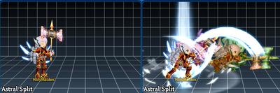 Astral Split
