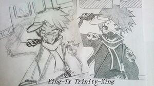 Hanzo by Xing-Tx Trinity-Xing