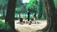 Soul Eater Episode 39 HD - Crona leaves the picnic (1)