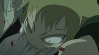 Soul Eater Episode 24 HD - Medusa bites into Stein