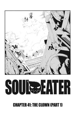 Soul Eater Chapter 41