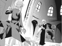 Chapter 4 - Maka and Crona first encounter each other