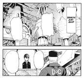 Soul Eater Chapter 99 - Demon Airship engine room