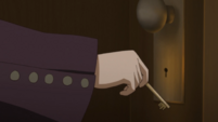 Soul Eater NOT Episode 10 HD - Meme has a key to Anti Witch Headquarters