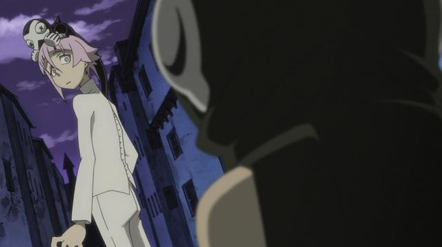 File:Soul Eater Episode 31 HD - Crona reunites with Medusa 1.png