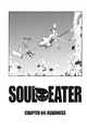 Soul Eater Chapter 64 - Cover