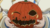 Soul Eater NOT Episode 10 HD - Anya's Jack O'Lantern is horrifying