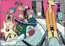 Atsushi Ohkubo Artwork - (3)