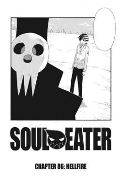 Soul Eater Chapter 86 - Cover