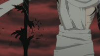 Soul Eater Episode 24 HD - Asura rips Death's seal