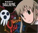 The Best of Soul Eater - Booklet Front