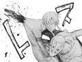Soul Eater Chapter 110 - Asura stabs Maka