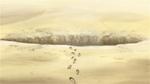Soul Eater Episode 39 HD - Crona falls into a hole (1)