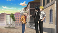 Episode 8 (NOT!) - Maka and Soul questioned by Akane and Clay