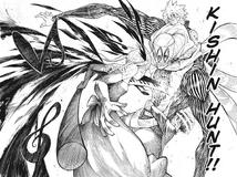 Soul Eater Chapter 111 - Maka uses Kishin Hunt