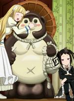 Soul Eater NOT Episode 2 - Josephine tanuki