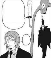 Chapter 23 - Shinigami stops Spirit