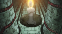 Soul Eater Episode 13 HD - Witch Prison interior
