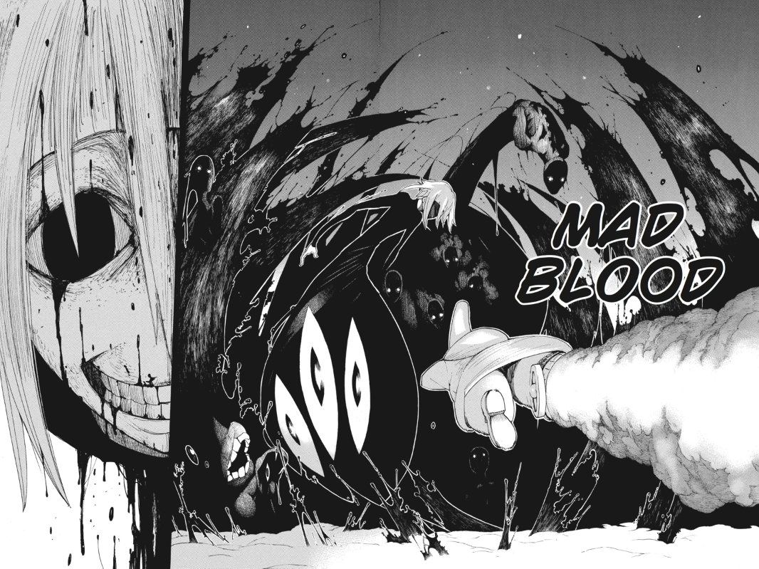 Mad Blood | Soul Eater Wiki | FANDOM powered by Wikia - photo#7