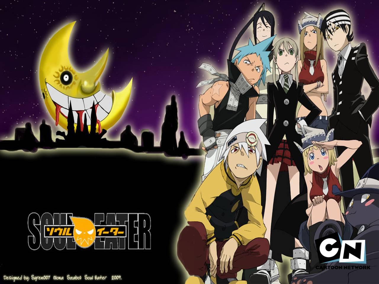 Soul Eater Cartoon Network