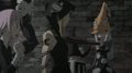 Soul Eater Episode 12 HD - Eruka blocks Medusa at Witch Mass
